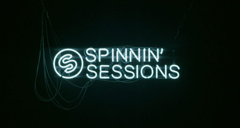 SPINNIN' SESSIONS VISUALS