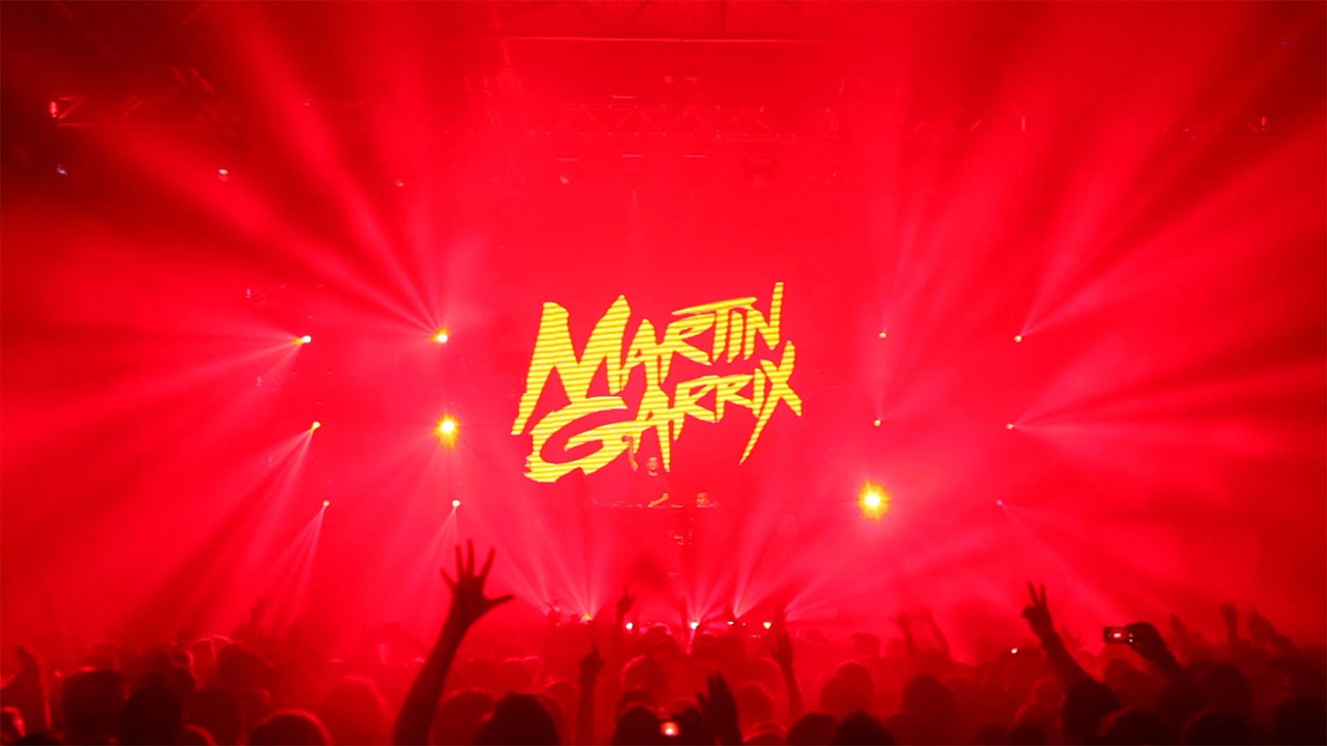 MARTIN GARRIX VISUALS - Studio Rewind