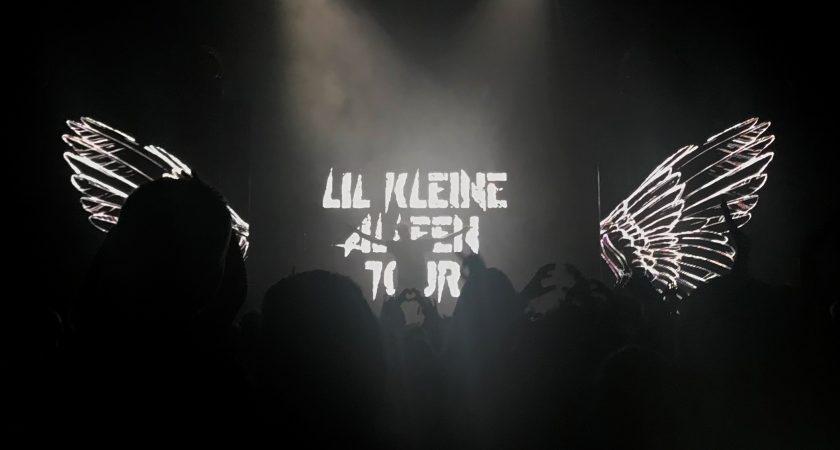 Lil' Kleine Alleen Tour